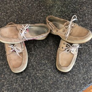 Sperry loafers. Women's Size 8. Selling both cheap